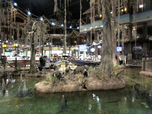 Bass Pro Shops Pyramid Memphis Tennessee